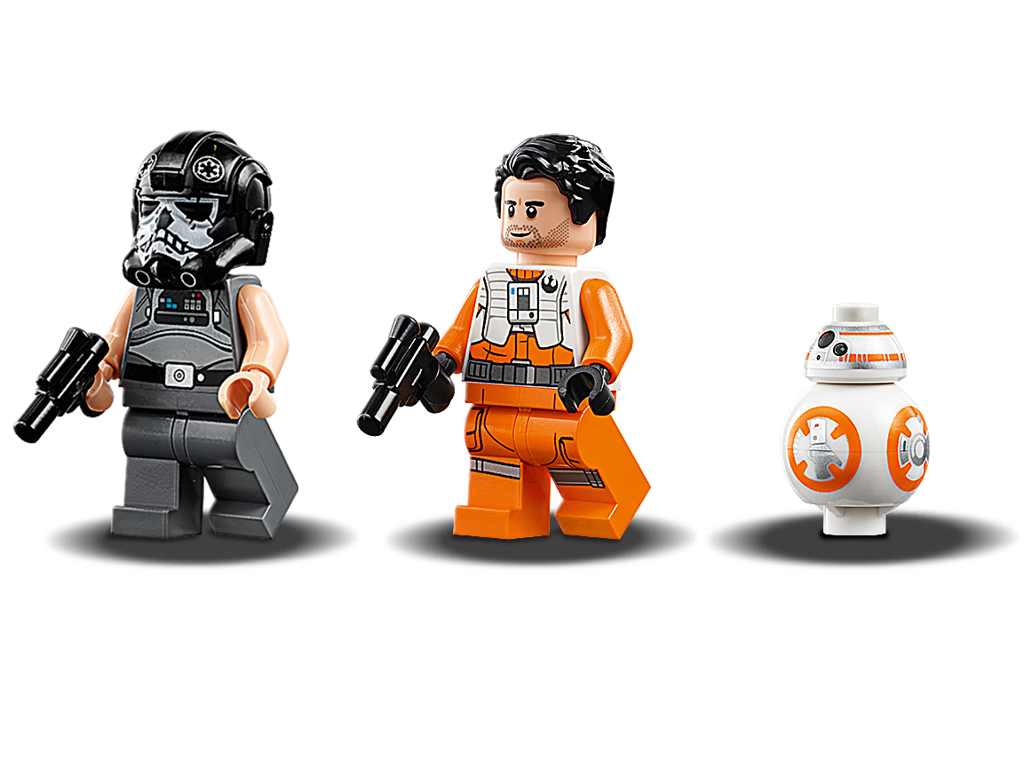 LEGO STAR WARS 75242 BLACK ACE TIE INTERCEPTOR NEUF