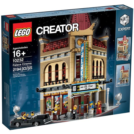 Palace Cinema 10232 Creator Expert Buy Online At The Official Lego Shop Us