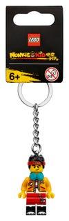 Monkie Kid Key Chain