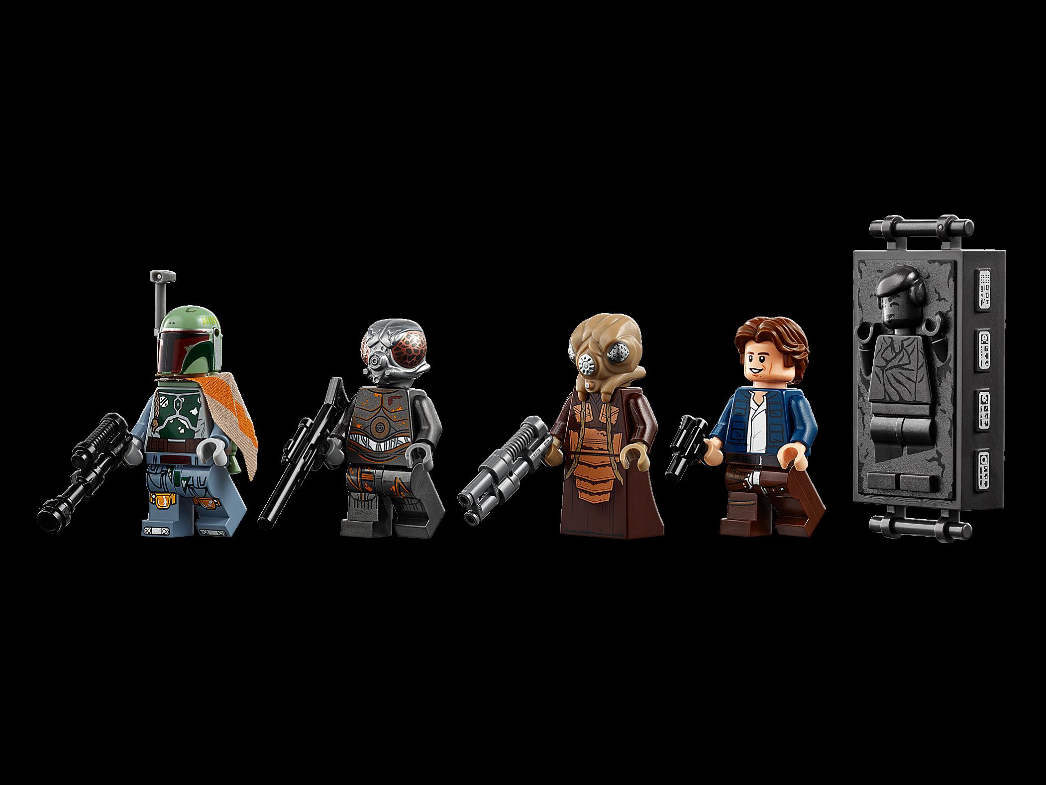 LEGO Star Wars 75243 HAN SOLO FIGURE