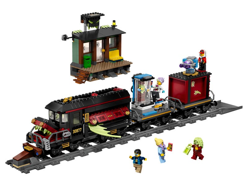 Le train-fantôme