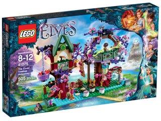 Het boomhuis van de Elfen