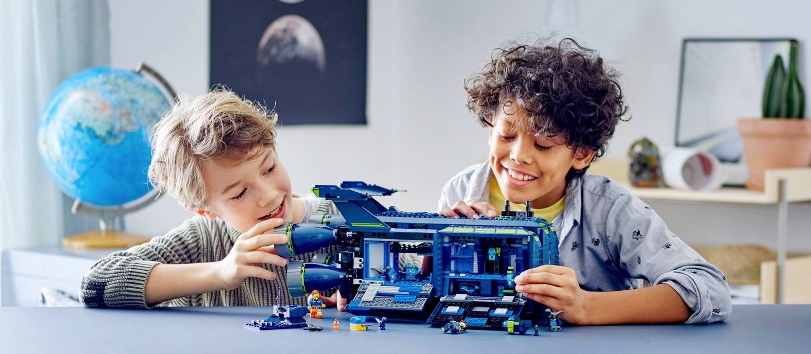 LEGO filmen 2 Livsstilsbilder