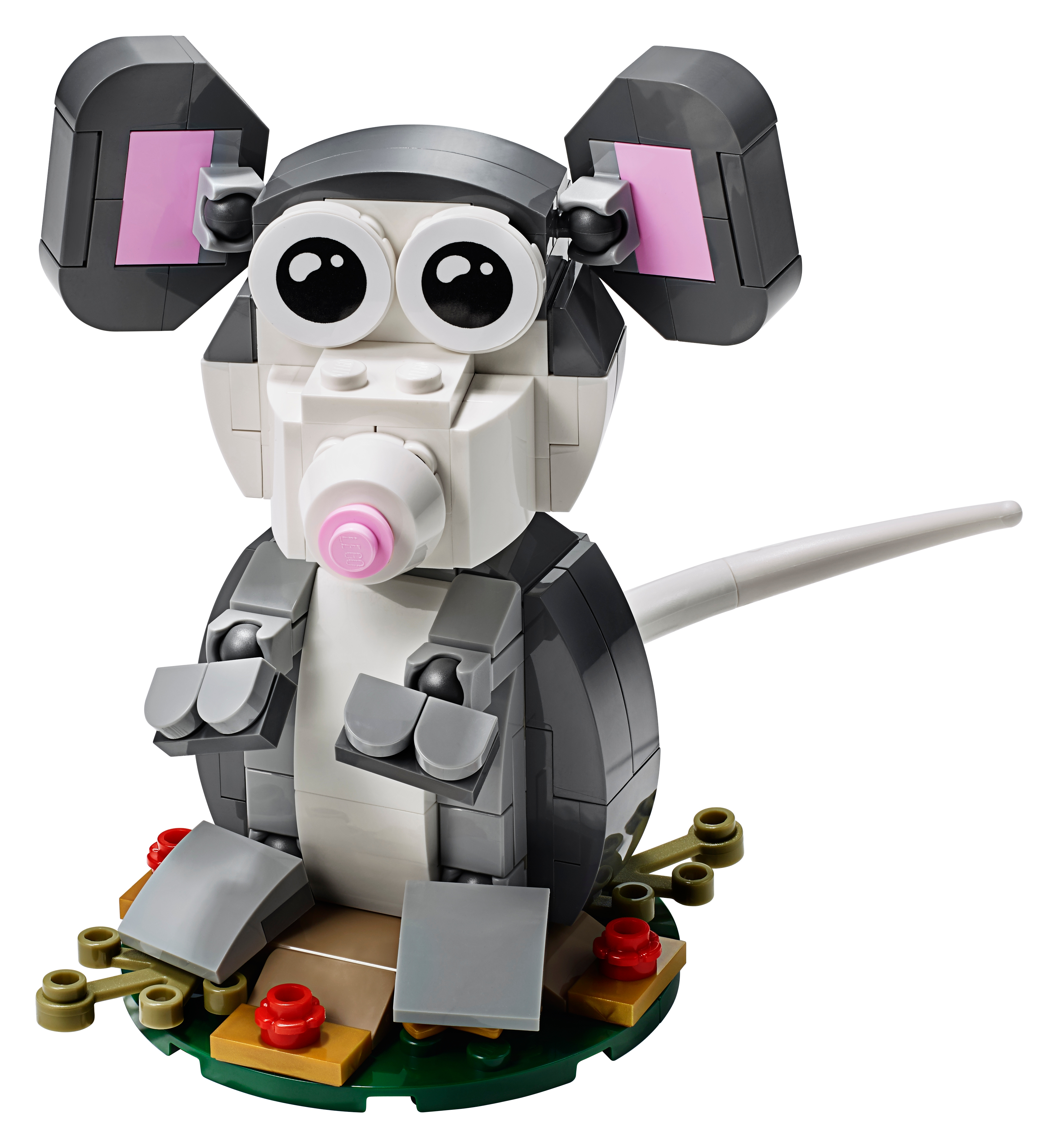 Brand New! LEGO Year of the Rat 40355 Chinese Lunar New Year Exclusive