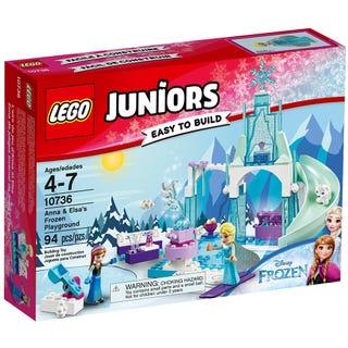 Anna & Elsa's bevroren speeltuin