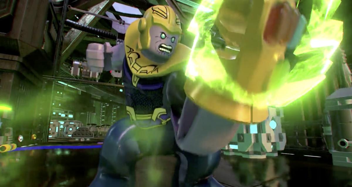 LEGO® Marvel™ Video Games | Official LEGO® Shop US