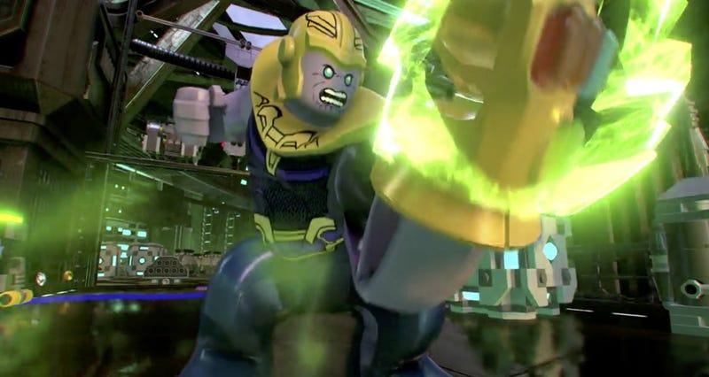 Lego Marvel Video Games Official Lego Shop Us