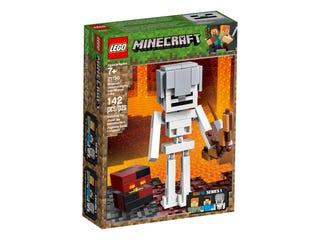 Skeleton BigFig with Magma Cube