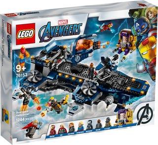 Avengers Lotniskowiec