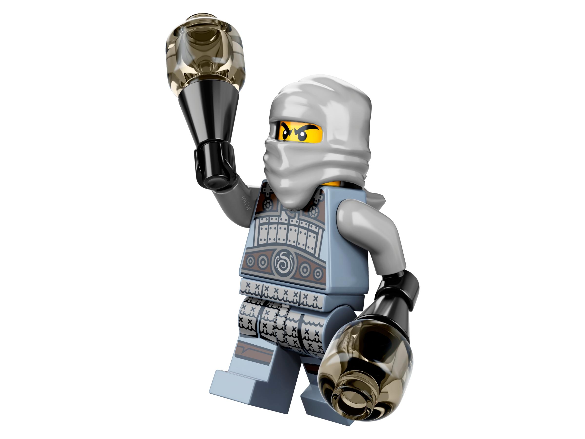 Lego Figure Accessories Pan Silver 2 Piece 1638 AL