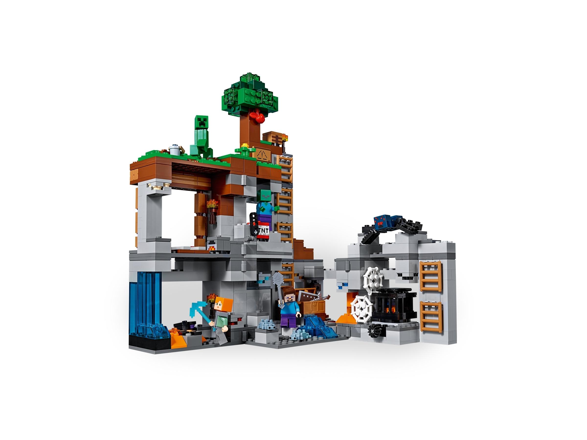 Lego 4x Minecraft Bed NEW!!!