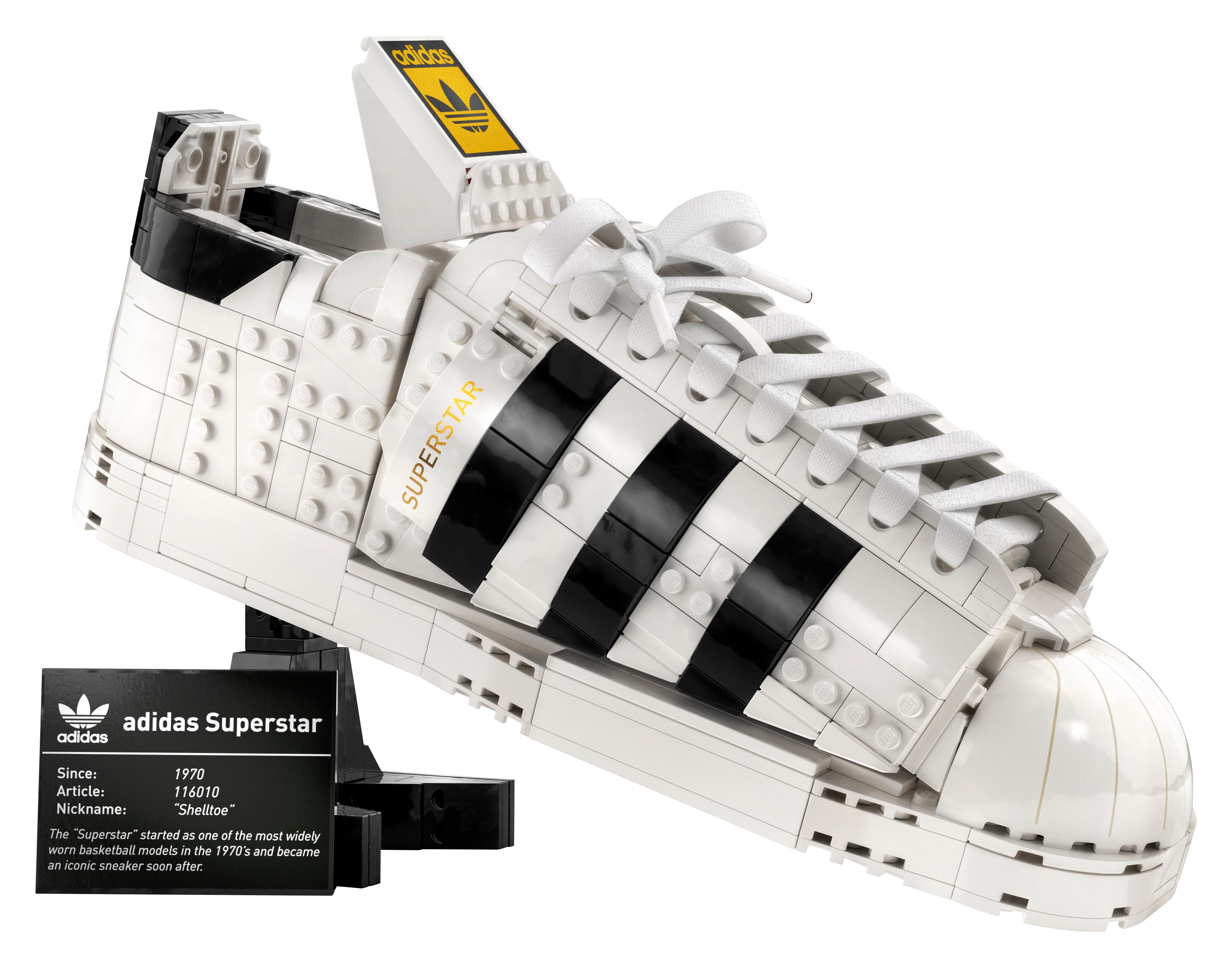 adidas Originals Superstar 10282   Creator Expert   Buy online at ...