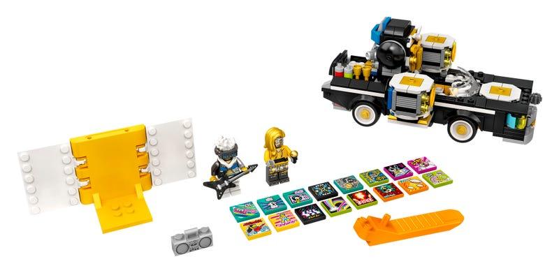 Robo HipHop Car
