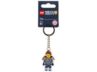 LEGO® NEXO KNIGHTS™ Clay Schlüsselanhänger