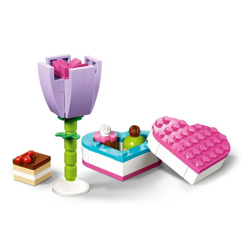 Chocolate Box & Flower