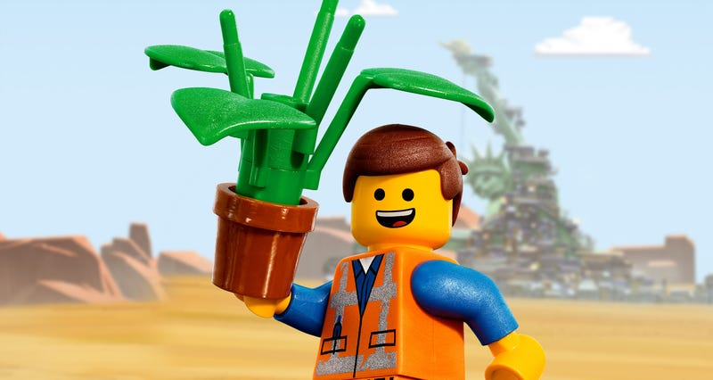 Emmet Characters The Lego Movie 2 Official Lego Shop Us