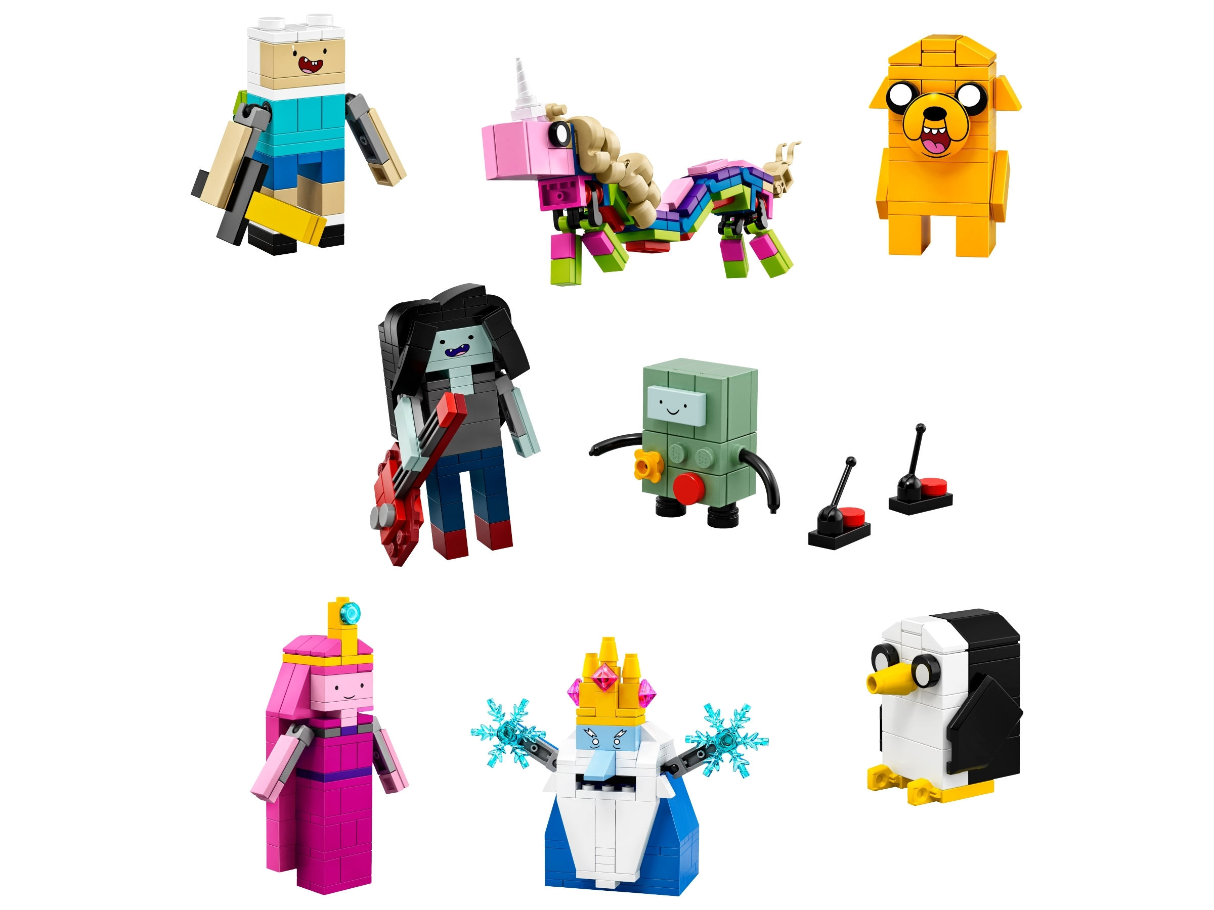 LEGO Adventure Time 21308 Gunther new