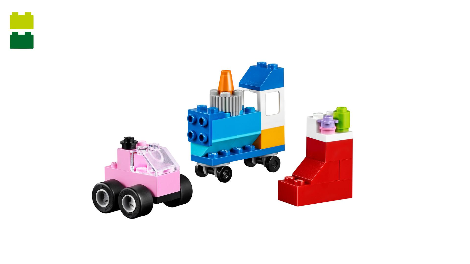 10692 LEGO® Creative Bricks - building instructions   LEGO