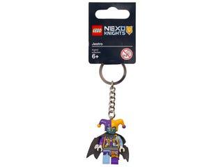 LEGO® NEXO KNIGHTS™ Jestro Keyring