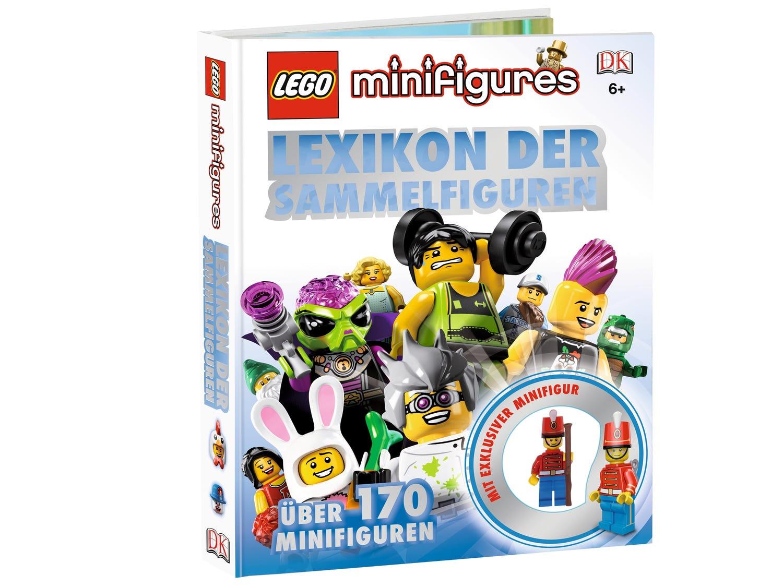 LEGO MF CHARACTER ENCYCLOPEDIA