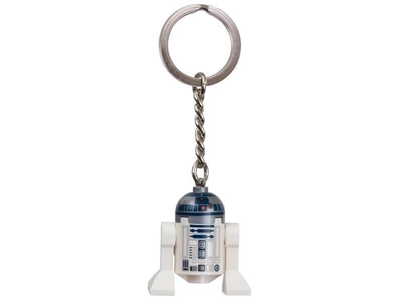 LEGO Star Wars R2 D2 Keyring