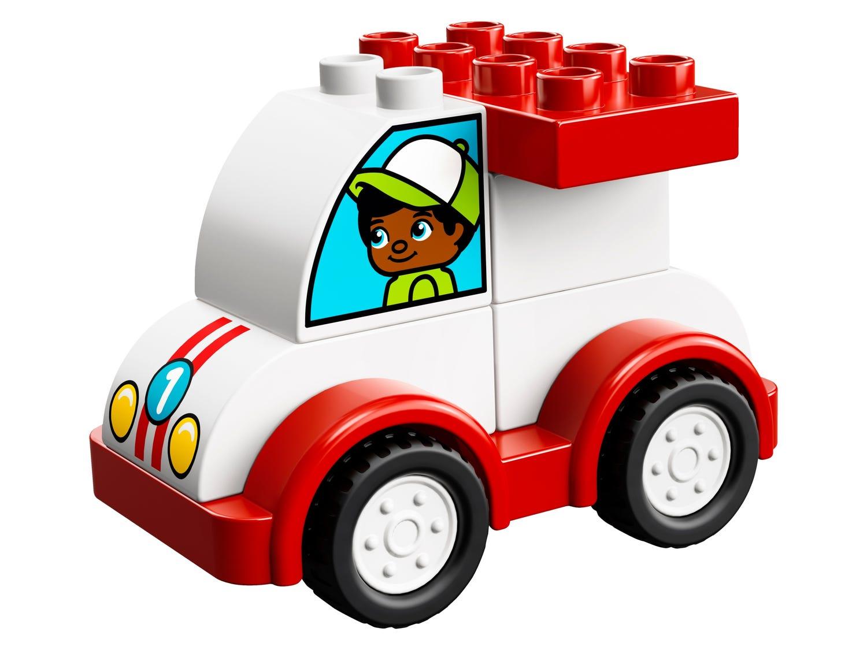 LEGO DUPLO My First 10860 Az első versenyautóm