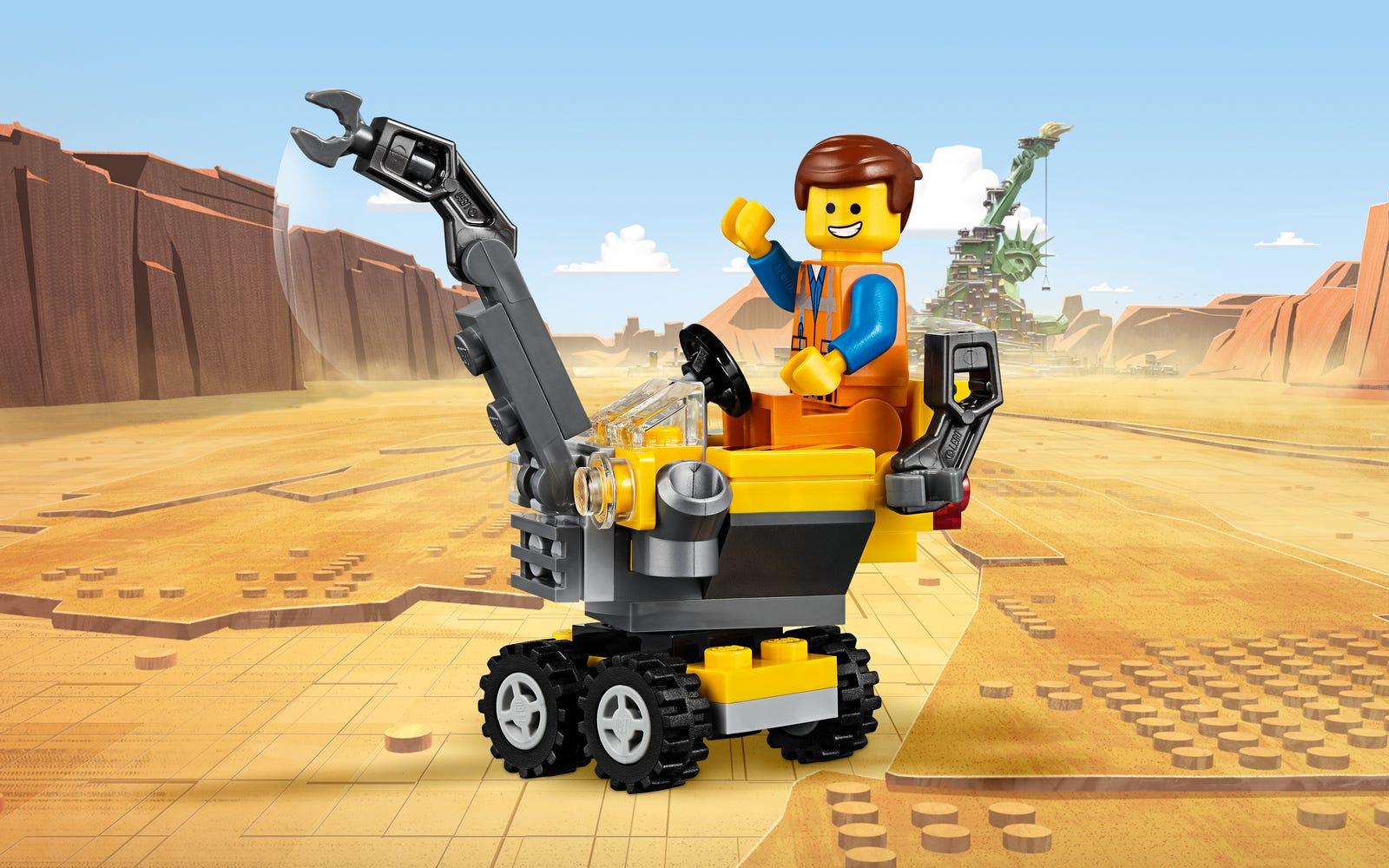 Emmet Rebuild as a Crane