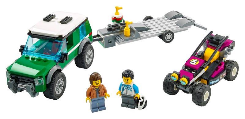 Race Buggy Transporter