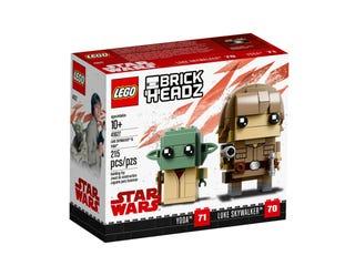 Luke Skywalker™ y Yoda™