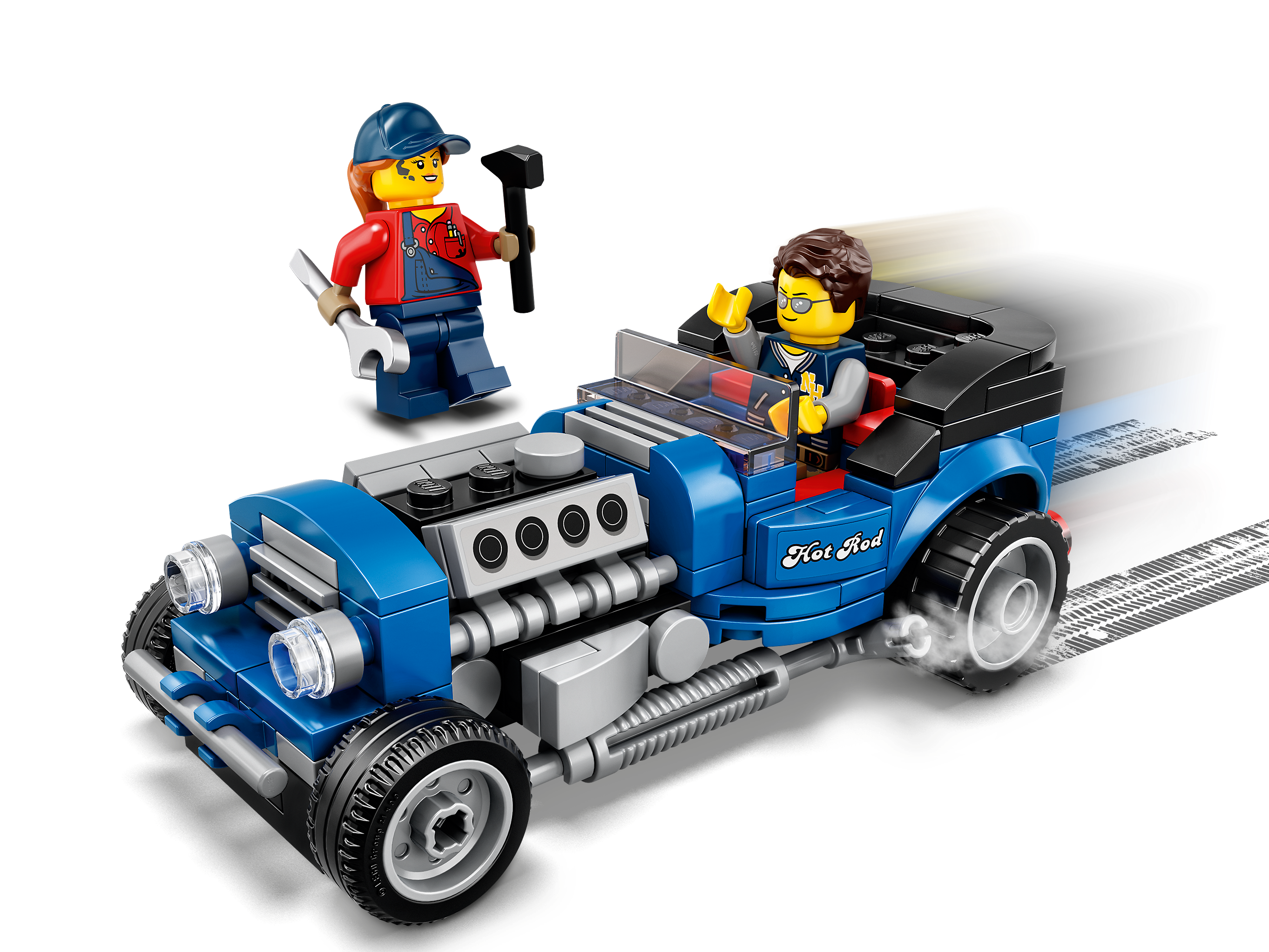 LEGO 40409 Hot Rod Blue blau NEU /& OVP exklusiv