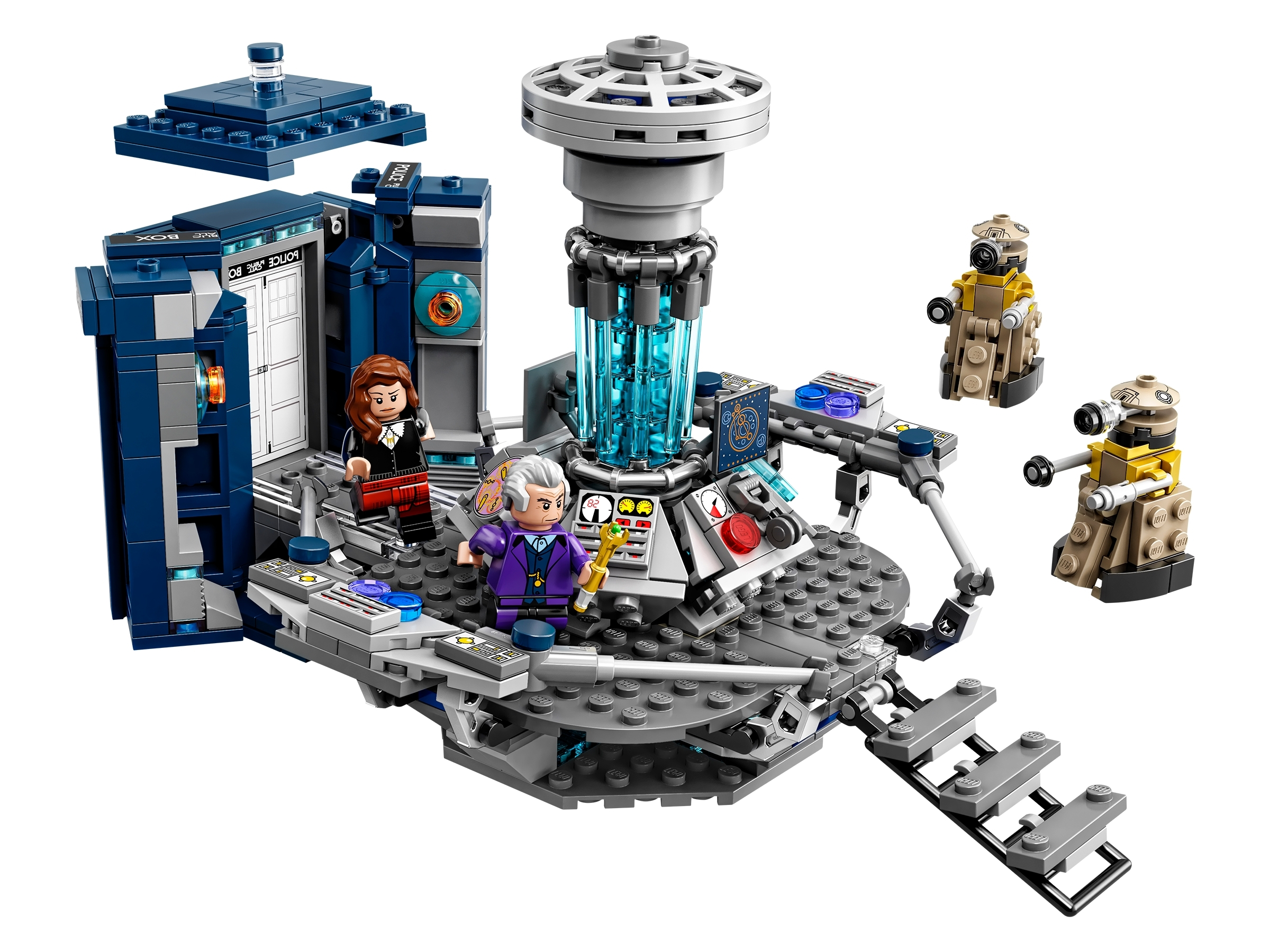 ~~LEGO IDEAS 21304 DOCTOR WHO INSTRUCTION MANUAL ONLY