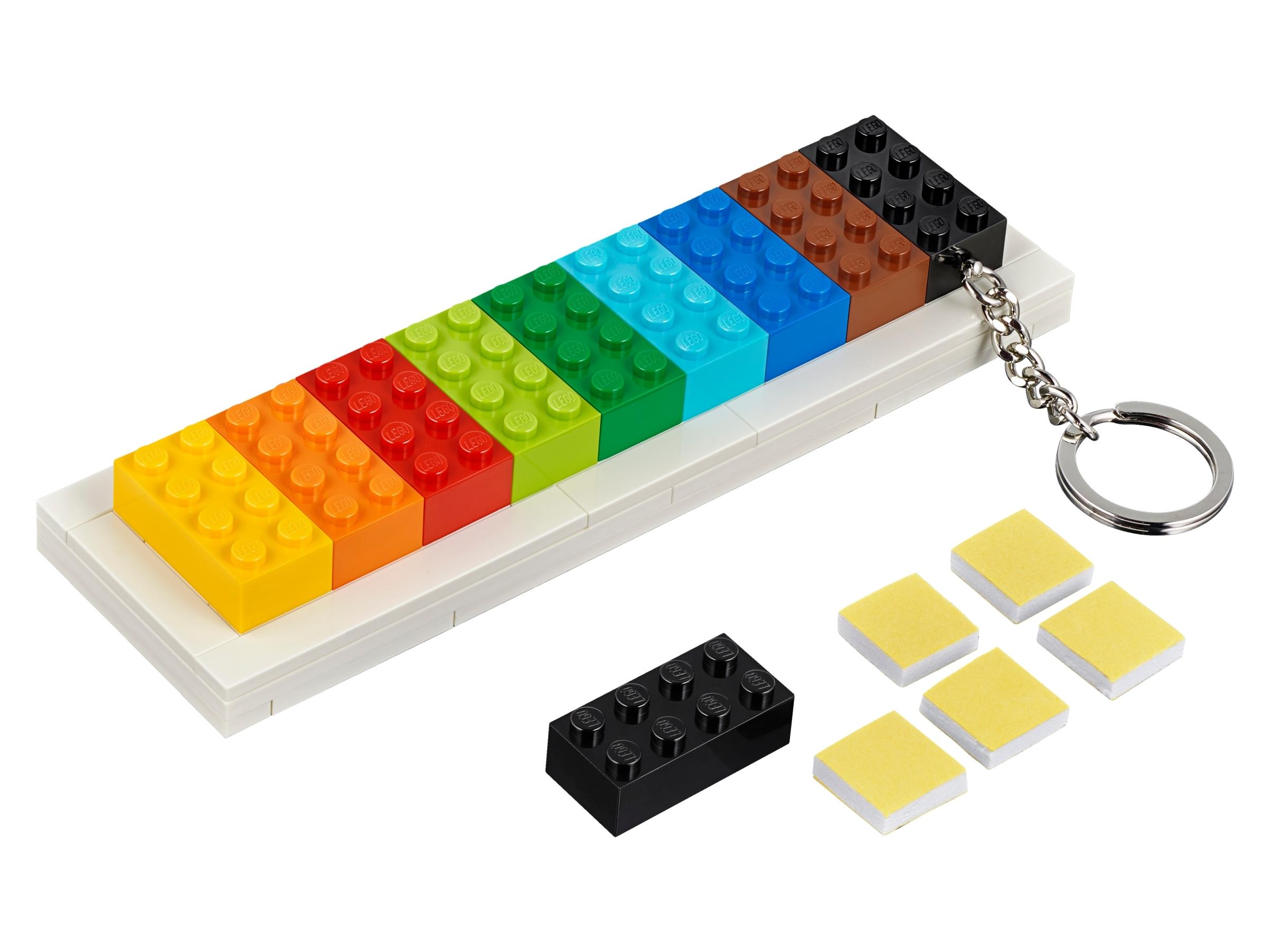 4 Custom Lego Tiles Warning Hazard Sign Electrical Tiles-Authentic LEGO Parts