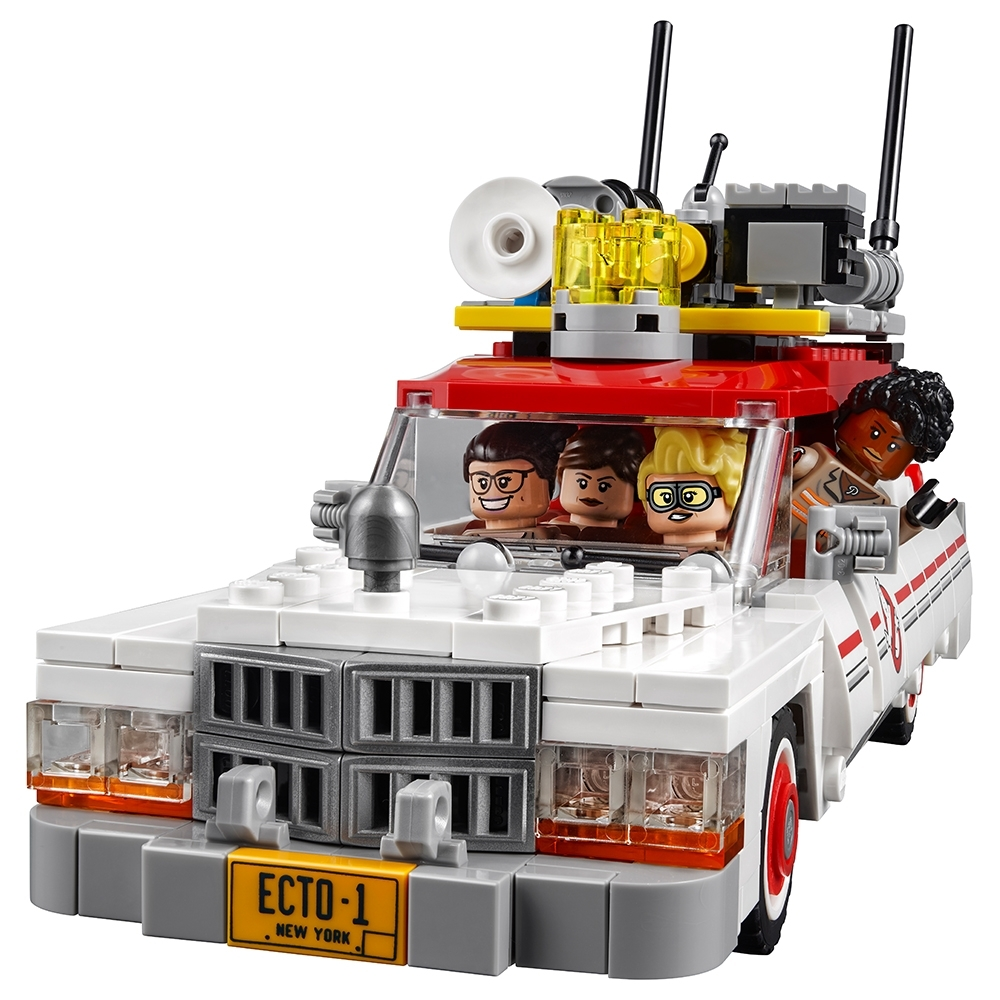 New Genuine Lego Ghostbusters 75828 Ecto-1 /& 2 Unopened Sealed
