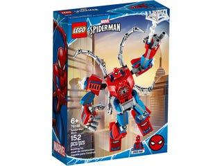 Le robot de Spider-Man
