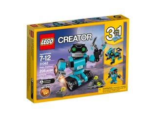 Robot explorador