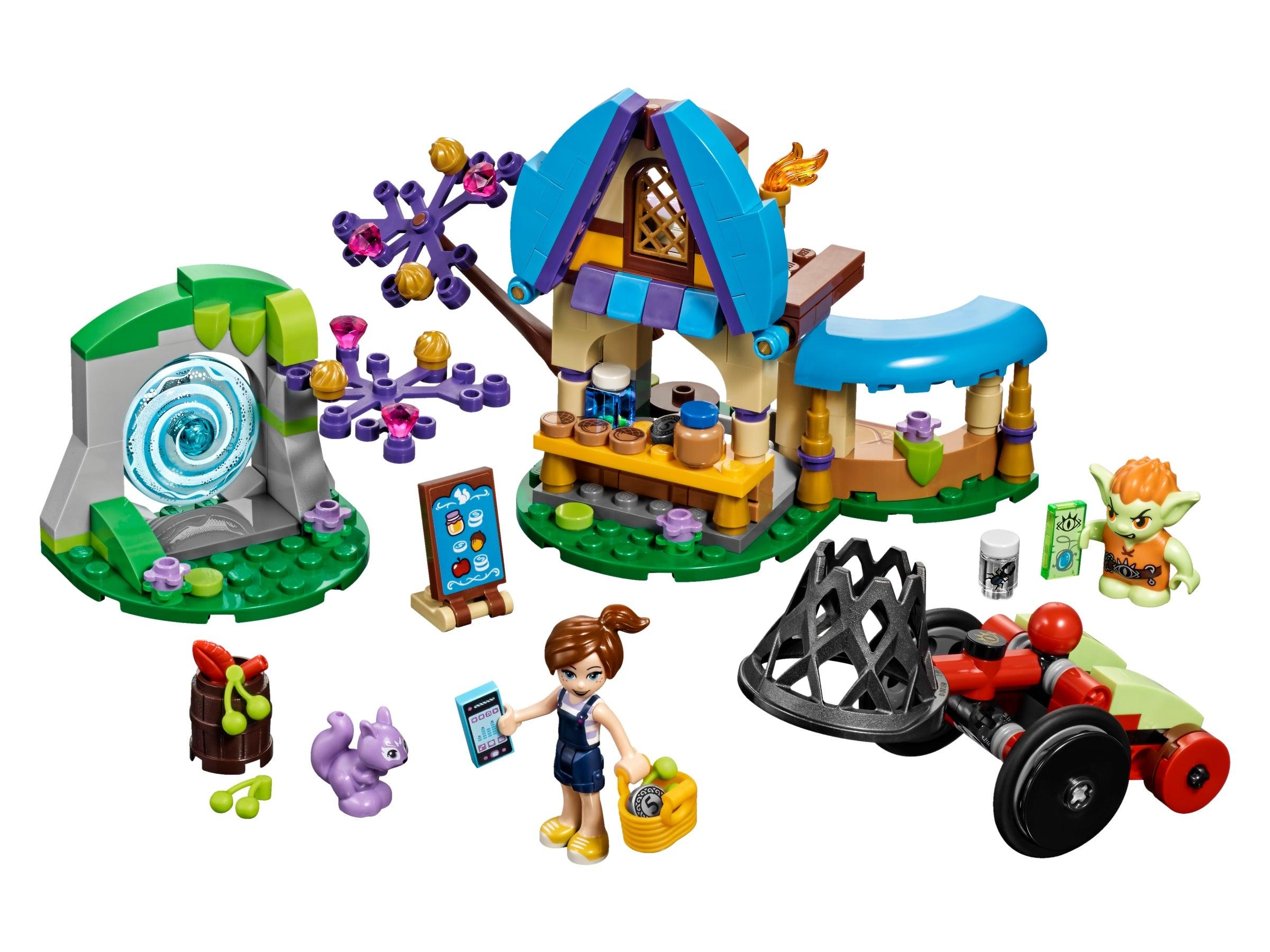 LEGO elves 41182 LA CATTURA DI SOPHIE JONES