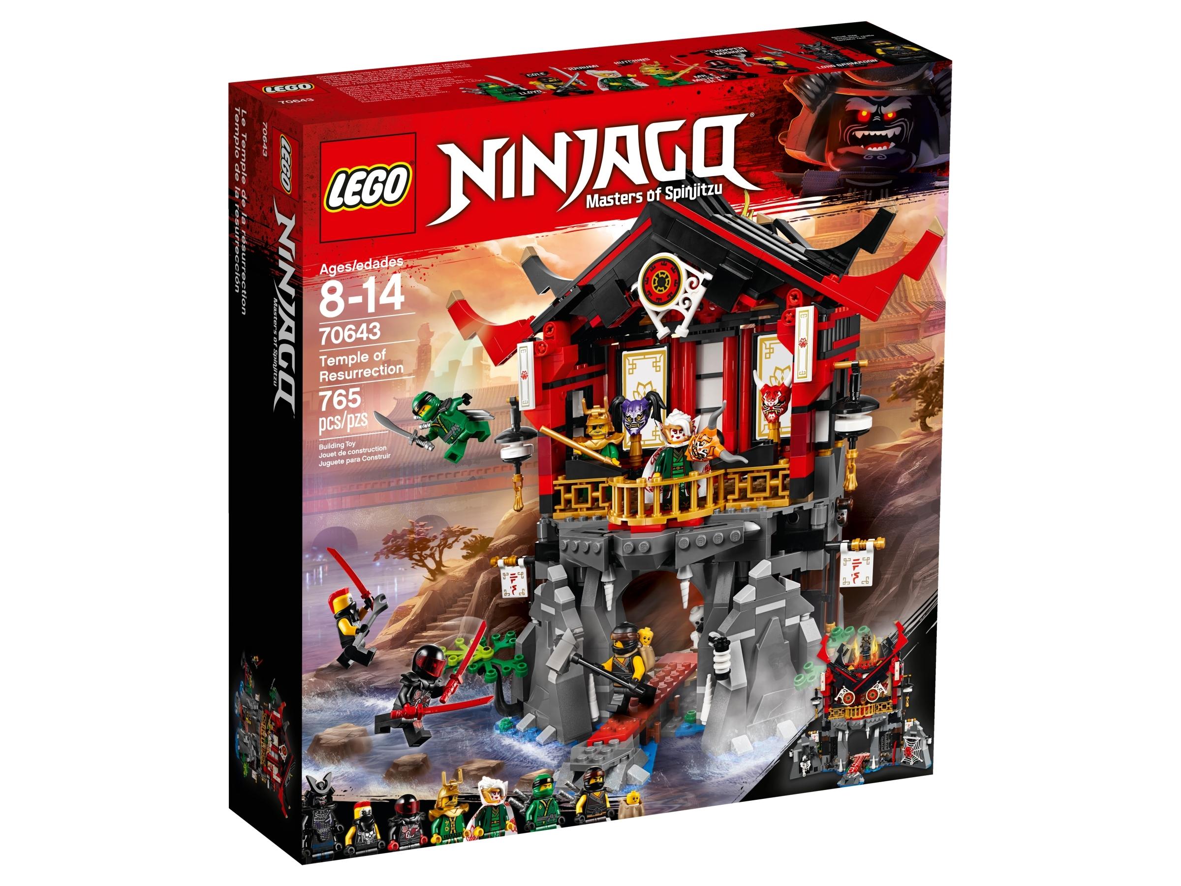 LEGO Ninjago Cole Ninja Minifigure 70643 Mini Fig Sons of Garmadon