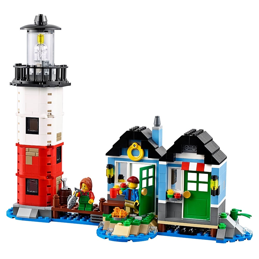 31051 LIGHTHOUSE POINT lego creator NEW 3 in 1 legos set city TOWN light house