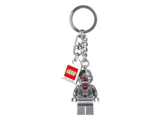 Cyborg™ Keyring
