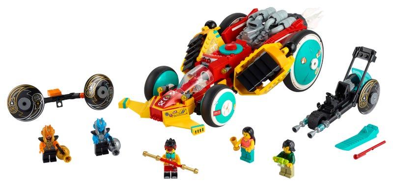 Monkie Kid's Cloud Roadster
