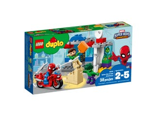 蜘蛛侠和绿巨人的冒险