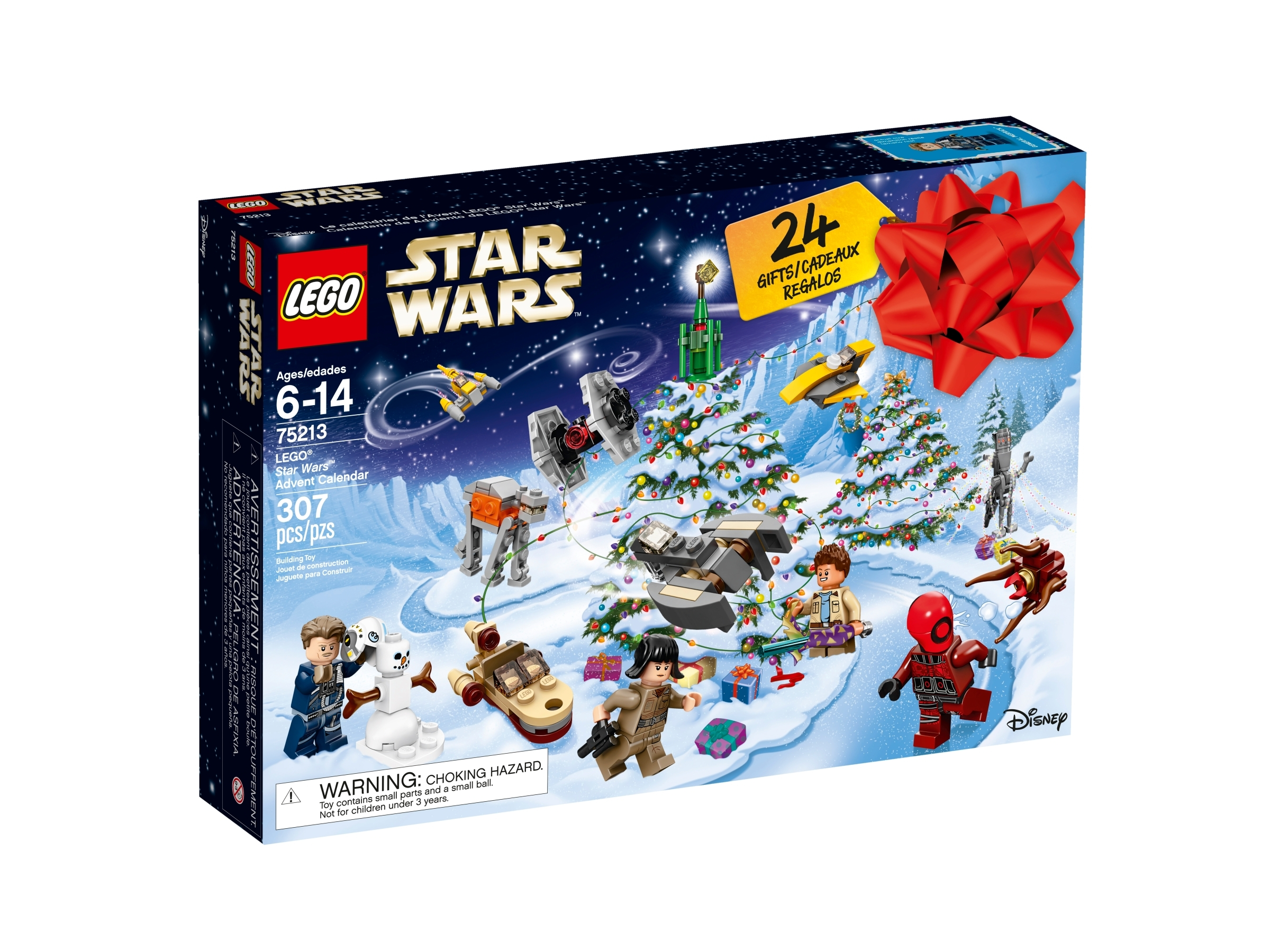 Lego Star Wars Advent Calendar 75213 Star Wars Buy Online At The Official Lego Shop Us