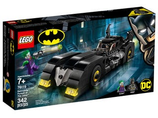 Batmobile™: de jacht op The Joker™