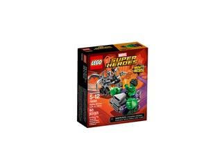 Mighty Micros: Hulk vs. Ultron
