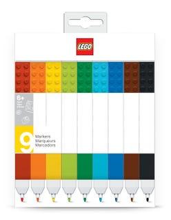 9-Pack Marker Set