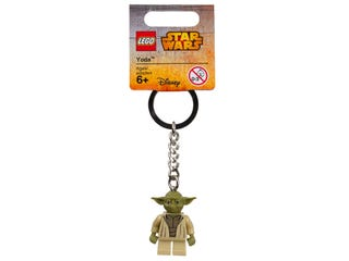 LEGO® <i>Star Wars</i>™ Yoda™ Key Chain