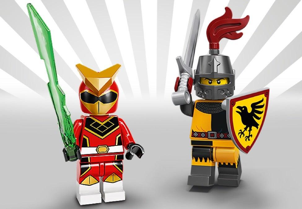 MINIFIGURES SERIE  2020 LEGO MINIFIGURES  71027