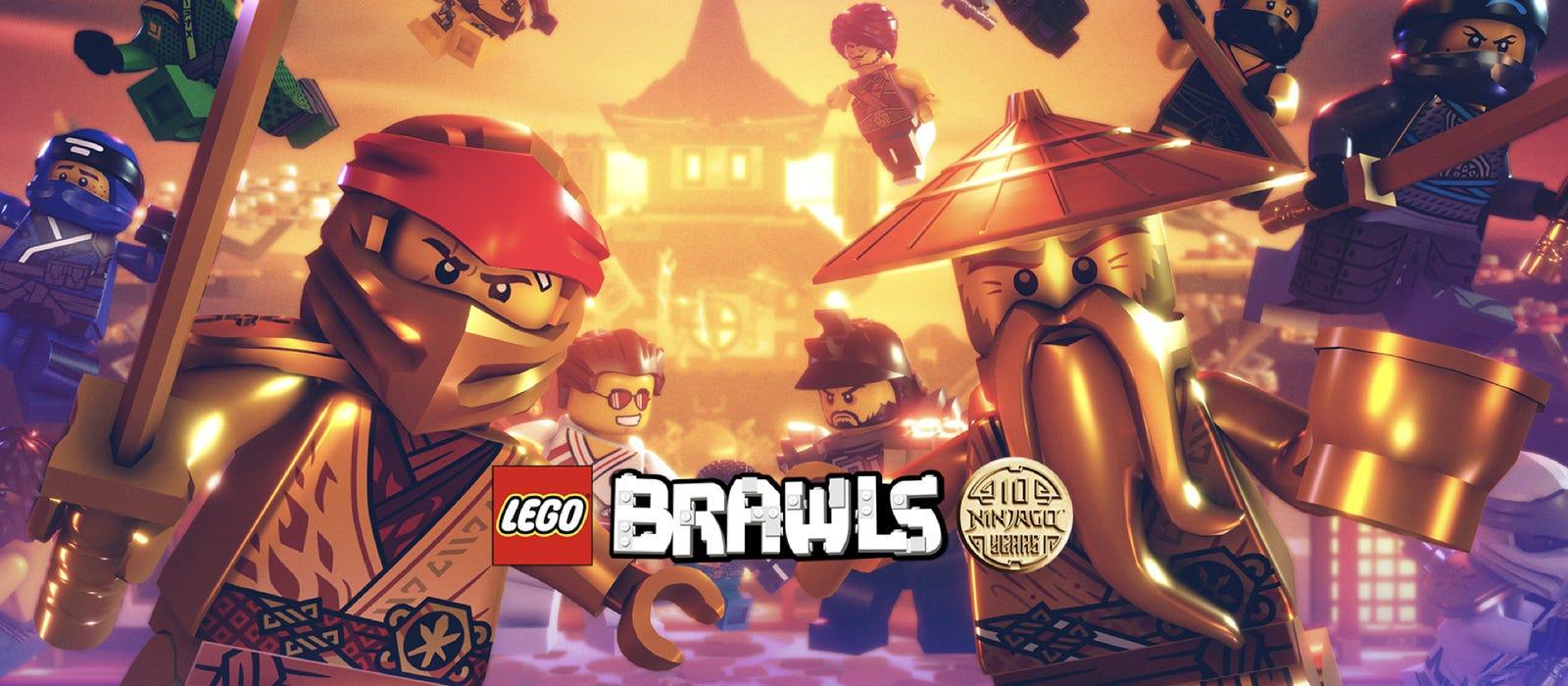 LEGO Brawls | Official LEGO® Shop AU