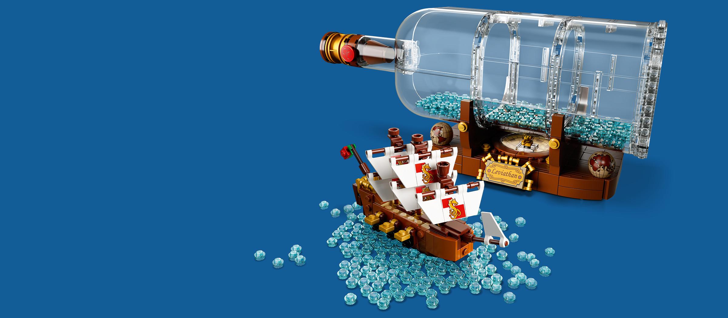 lego friends big boat