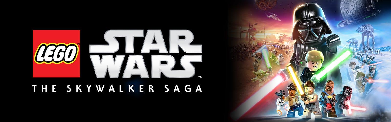 Star Wars Skywalker Saga Official Lego Shop Us
